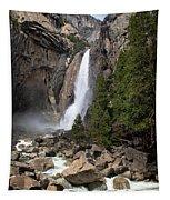 Lower Yosemite Fall Tapestry