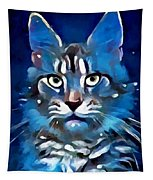 Maine Coon Tapestry
