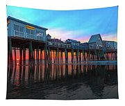 Maine Magnificent Morning Tapestry
