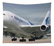 Malaysia Airlines Airbus A380-841 Tapestry