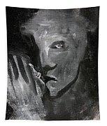 Man In The Dark Tapestry
