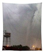 Mangum Oklahoma Tornado 019 Tapestry by Dale Kaminski