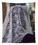 Mantilla Tapestry