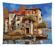 Mareblu-tetti Rossi Tapestry