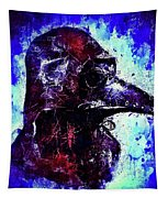 Plague Mask 3 Tapestry