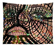Mask I Am So Much More Than You See Tapestry