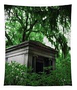 Mausoleum In Georgia IIi Tapestry