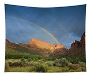 Maxwell Canyon Rainbow Tapestry