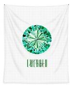May Birthstone - Emerald Tapestry