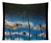 Meadow At Dawn Tapestry