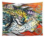 Mediterranean Fish Tapestry