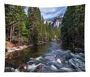 Merced River, Yosemite National Park Tapestry
