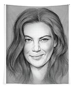 Michelle Monaghan Tapestry