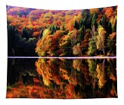 Mirrored Gallery Tapestry
