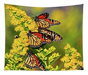 Monarch Gathering 2 Tapestry