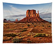 Monumental Butte Tapestry