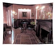 Moody Mansion Study Tapestry