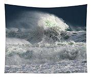 Moody Ocean Tapestry