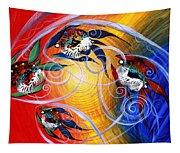 Moon Dance 4 Tapestry