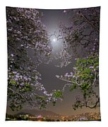 Moonlight And Magic Tapestry