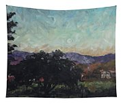 Moonlight Ranch Tapestry