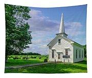 Moose Brook Chapel Tapestry
