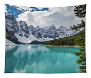 Moraine Lake Range Tapestry