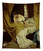 Morning, Fading, 1870 Tapestry