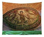 Mosaics Of Mausoleo Tapestry
