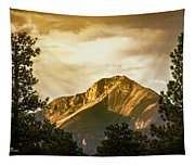 Mount Pagosa Gold Tapestry