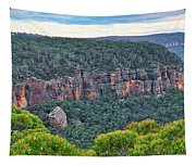 Mt Piddington - Nsw - Australia Tapestry