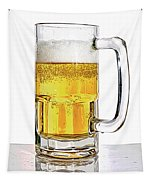 Mug Of Beer Tapestry