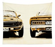 Muscle Machine Tapestry
