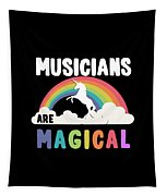 Musicians Are Magical Tapestry