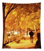 My Blurred World Tapestry