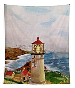 My Lighthouse Tapestry