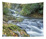 Nantahala Fall Flow Tapestry