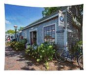 Nantucket Dock Tapestry