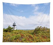 Nantucket Lighthouse Tapestry