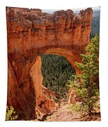 Natural Bridge - Bryce Canyon - Utah - Vertical Tapestry