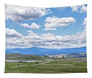 Near Princeton British Columbia Tapestry