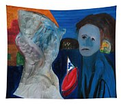 Never Never Land Tapestry