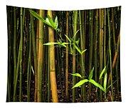 New Bamboo Shoot Tapestry