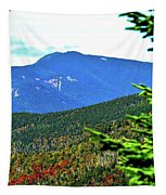 New Hampshire Highlands Tapestry by Patti Whitten