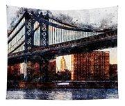 New York Panorama - 30 Tapestry