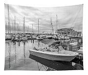 Newport Rhode Island Harbor Tapestry