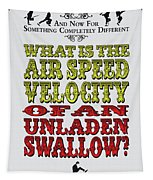 No14 My Silly Quote Poster Tapestry