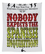 No17 My Silly Quote Poster Tapestry