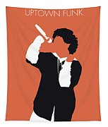 No223 My Bruno Mars Minimal Music Poster Tapestry