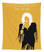 No264 My Bonnie Tyler Minimal Music Poster Tapestry